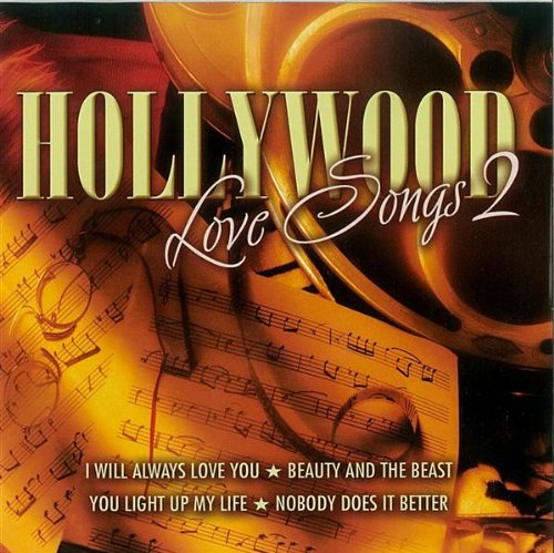 Hollywood Love Songs 2 front-96342