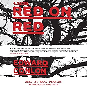 Red on Red Audiobook