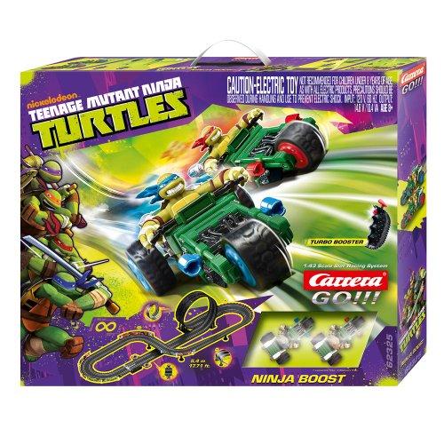 Carrera Go Teenage Mutant Ninja Turtle Boost Race Set