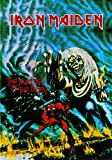 Iron Maiden - Number Of The Beast Flagge
