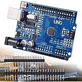 UNO-R3 Rev3 Vorstands Development Board ATmega328P CH340G AVR Arduino kompatibles Board + Kabel für Arduino DIY TE113