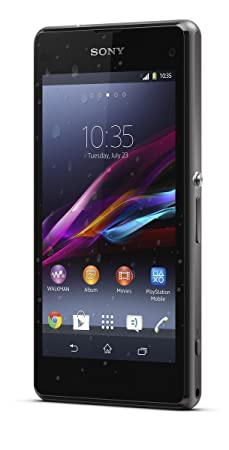 Sony Xperia Z1 Compact Sim Free Android Smartphone - Black