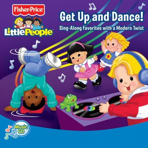 Fisher-Price Little People:Get Up And Dance! back-196852