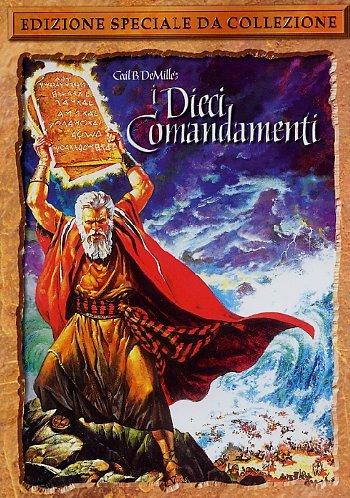 I dieci comandamenti(edizione speciale da collezione) [IT Import]