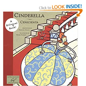 Cinderella Cenicienta by Francesc Boada, Monse Fransoy and James Surges