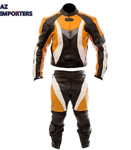 Az Ce Armour de protection en cuir Multicolore Combinaison de moto pour homme/femme de grande qualité en tout Size'Color's/s