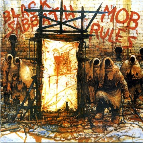 Black Sabbath - Mob Rules Cd - Zortam Music