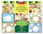 Melissa and Doug Make-A-Meal Sticker Pad