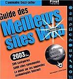 echange, troc Thierry Crouzet - Guide des meilleurs sites web, édition 2003