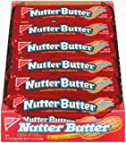 Nabisco Nutter Butter Cookies, Pack of 12
