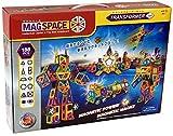 「日本版正規品」MAGSPACE・マグスペース 188 高級「トランスフォーマーセット」 想像力を育てる知育玩具