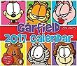 Garfield Desk Calendar 2017