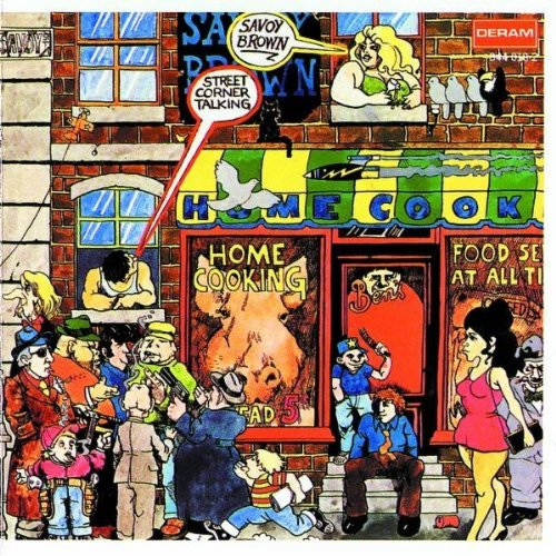Savoy Brown Lions Share