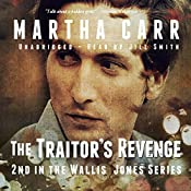 The Traitor's Revenge: Wallis Jones, Book 2 | Martha Carr