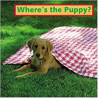 Where's the Puppy? (Peek-A-Boo) written by Cheryl Christian