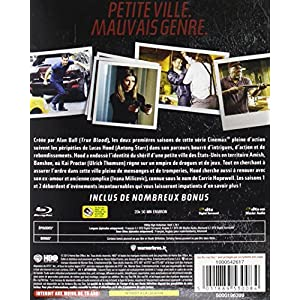 Banshee - Saisons 1 et 2 [Blu-ray]