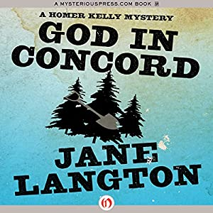 God in Concord Audiobook