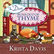 The Diva Runs Out of Thyme: A Domestic Diva Mystery, Book 1 | [Krista Davis]