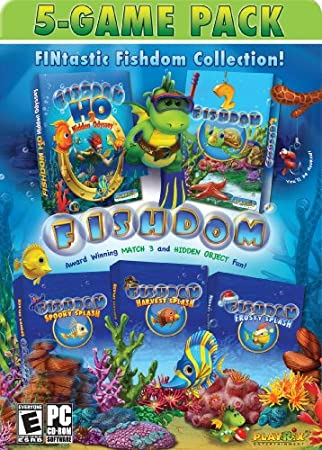 Fishdom 5 - Game Pack