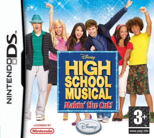 High School Musical: Makin' the Cut (Nintendo DS)