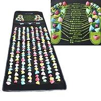 Reflexology 1.7m x0.35m Walk Stone Foot Massage Leg Massager Mat Health Care from zjchao123
