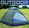 Camping Automatik Schnellaufbau Zelt 2 Personen Modell ELECSA 3152