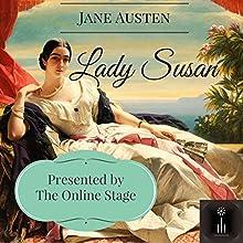 Lady Susan Audiobook by Jane Austen Narrated by Elizabeth Klett, Beth Thomas, Ben Lindsey-Clark, Amanda Friday, Denis Daly, Becca Maggie, Carol Box