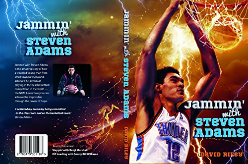 Jammin' with Steven Adams (Reading Warriors Book 3)