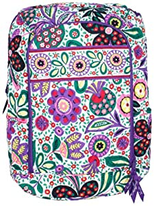Vera Bradley Laptop Backpack (Viva la Vera)