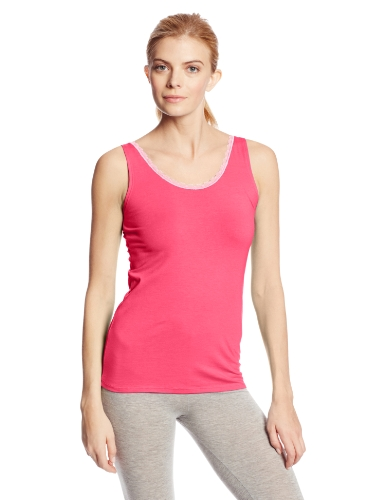 Tasc Performance Women'S Serenity Cami Undershirt, Watermelon, Medium