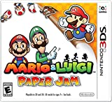 Mario Luigi Paper Jam - 3DS
