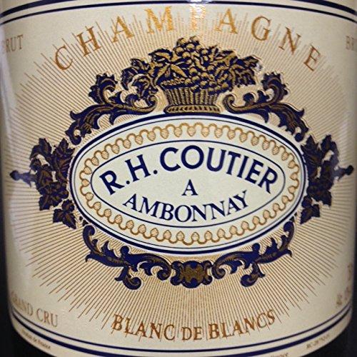 R.H. Coutier Brut Blanc De Blancs Grand Cru Champagne 750Ml