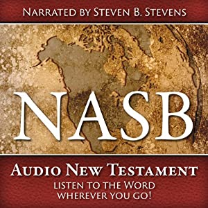 NASB Audio New Testament Audiobook