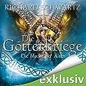 Die Macht der Alten (Die Götterkriege 5) Audiobook by Richard Schwartz Narrated by Michael Hansonis