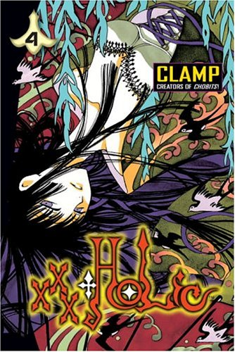 Xxxholic 4 (Xxxholic (Graphic Novels))William Flanagan