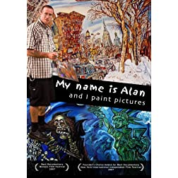 My Name Is Alan and I Paint Pictures (Amazon.com Exclusive)