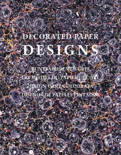 Decorated Paper Designs 1800 (Pepin Press Design Books)