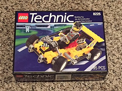 Lego 8225 Road Rally V (Super Cart)