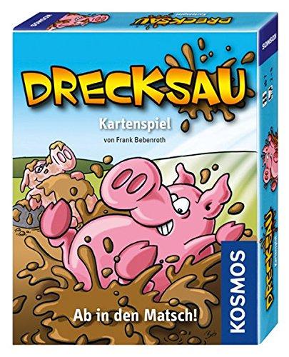Kosmos 740276 - Kartenspiel Drecksau-740276 (2012-02-01)
