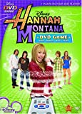 Cover art for  Hannah Montana: DVD Game