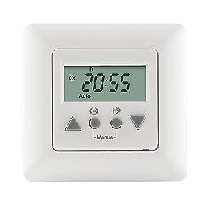 JAROLIFT  Vestamatic Multi Time Control Zeitschaltuhr  5er Set  BeleuchtungÜberprüfung und weitere Informationen