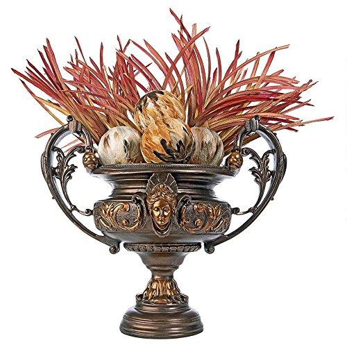 Design Toscano French Rococo Centerpiece Comport Urn (Design Toscano Urn compare prices)
