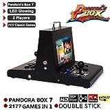 Pandora's Box 7 3D Home Arcade Game Console,10