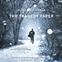 The Tragedy Paper (       UNABRIDGED) by Elizabeth Laban Narrated by Nick Chamian, Jesse Bernstein
