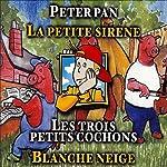 Peter Pan / La petite sirène / Les trois petits cochons / Blanche Neige (Les histoires préférées d'Hugo) | Claude Lombard,Jean-Claude Corbel