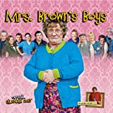 Mrs. Brown's Boys Official Calendar 2013by Danilo