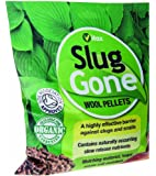 Vitax 1L Slug Gone Natural Wool Barrier Pellets