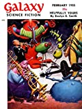 img - for Stories From Galaxy Science Fiction Magazine, February 1955 book / textbook / text book