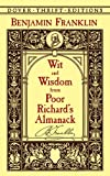 Wit and Wisdom from Poor Richards Almanack (Dover Thrift Editions)