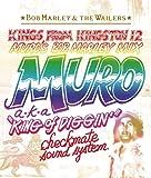 MURO / KINGS FROM KINGS12 MURO'S BOB MARLEY MIX